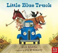 Little Blue Truck by Alice Shertle (Board book, 2016)