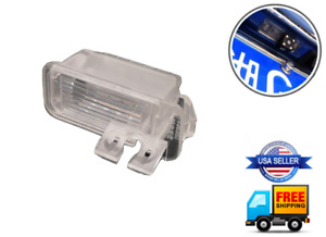 License Plate Light Lens Housing With Back Up Camera FORD FUSION FIESTA EXPLORER