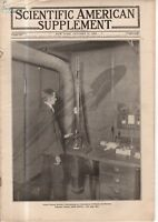 1919 Scientific American Supp October 11 - Benzoil; Earthquakes; musk; Kalut Vol