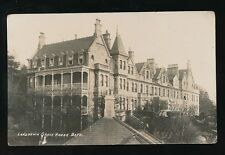 Somerset BATH Lansdowne Grove House c1900/20s? RP PPC
