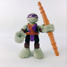 """Teenage Mutant Ninja Turtle Half Shell Heroes DOJO DONNIE Donatello 2.5"""" Figure"""