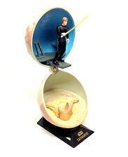 """STAR WARS Modern LUKE SKYWALKER 3.75"""" figure with TAATOINE PLANET display"""