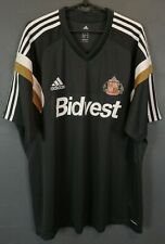 PLAYER ISSUE SUNDERLAND 2014/2015 TRAINING SOCCER FOOTBALL SHIRT JERSEY SIZE 2XL