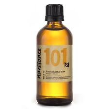 Naissance aceite esencial de eucalipto azul 100ml - 100 puro vegano y no Ogm
