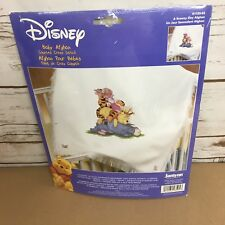 JANLYNN Disney Baby Afghan Counted Cross Stitch Kit A Snoozy Day Afghan Pooh
