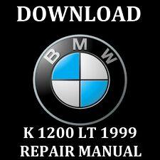 BMW K 1200 LT 1999 Manuel de réparations Télécharger