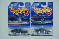 Hot Wheels 1970 Chevelle SS First Edition 1999 Lot of 2
