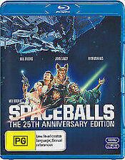 Spaceballs Blu Ray - & 25th Anniversary Edition Mel Brooks John Candy