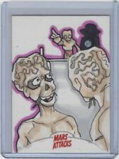 "2013 HERITAGE ""MARS ATTACKS INVASION"" 1/1 AUTOGRAPHED SKETCH CARD!!"