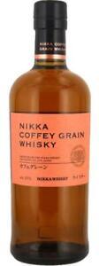 Nikka Coffey Grain Whisky 700mL Bottle