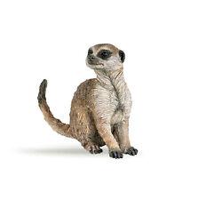 Papo 50207 Meerkat Sitting Animal Model FigurineToy Replica 2016 - NIP