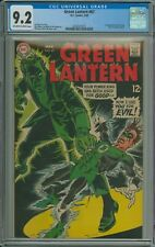 GREEN LANTERN #67 CGC 9.2 OWW PAGES 1st app. RORI DAG the 1st GREEN LANTERN