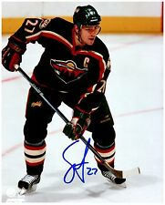 Minnesota Wild SEAN O'DONNELL Signed Autographed 8x10 Pic E