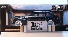 GODFATHER DIECAST 1940 CADILLAC-DIRECTOR COPPOLA SIGNED-1:18 SCALE-NIB-RARE/OOP!