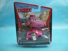 Disney Pixar Cars 2 Chase MARY ESGOCAR #49 2012
