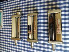 KitchenAid Set originale di acciaio inossidabile PASTA Allegati (NUOVO)
