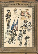 US Army Cavalry Infantry Colonel General Artillery Young men Christian  1914 WWI