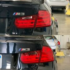 BMW F30 3 Series 328i 330i 335i 340i Pre-LCI Reverse Light Overlay SMOKE