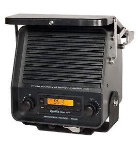 Jensen HEAVY DUTY Fender Mount TRA4500 with Digital Radio