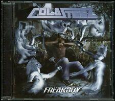 Coldsteel Freakboy CD new 2012 Reissue cold steel freak boy