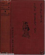 The Heart of Hyacinth 1904 Onoto Watanna / Color Illustrations Kiyokichi Sano