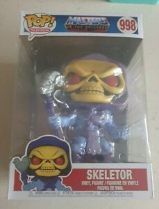Funko Pop Number # 998 - Skeletor Masters of the Universe