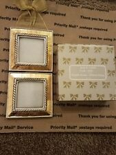 double frame hung picture frame