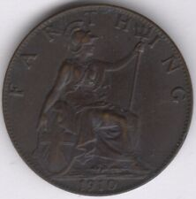 More details for 1910 edward vii farthing | british coins | pennies2pounds