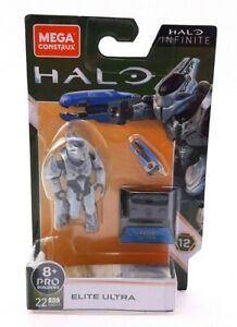 Mega Construx Halo Infinite ELITE ULTRA Halo Heroes Series 12 Figure
