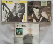 Sting - n. 3 cd singoli - When we dance / This Cowboy Song / Fragile