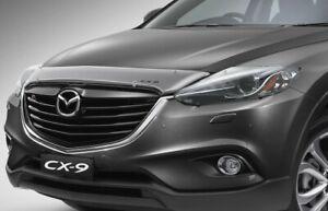 New Genuine Mazda CX-9 TB Head Light Protectors CX9 Headlamp Covers TB12-AC-HLP