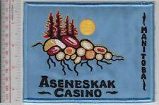 First Nation Indian Casino Canada Aseneskak Casino Opaskwayak Manitoba Blue