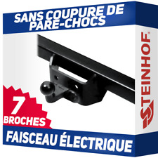 Ford Transit Connect 03-13 Attelage fixe+faisceau 7 broches