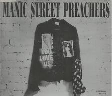 Manic Street Preachers - You Love Us 1992 CD single