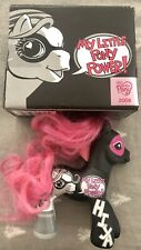 SDCC 2008 HASBRO EXCLUSIVE MY LITTLE PONY EXCLUSIVE NEW IN BOX & ONE FOR DISPLAY
