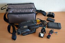 PANASONIC VHS-C Camcorder Fully working with accessories