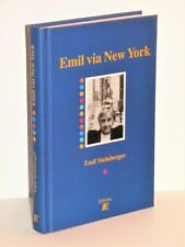 signiert von Emil Steinberger - Emil via New York - gebunden