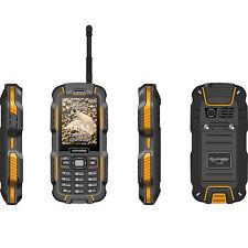 simvalley MOBILE XT-980 - Schwarz (Ohne Simlock) Handy
