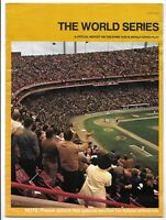Late 1970's The World Series: Special Report on the Home Run In WS Play