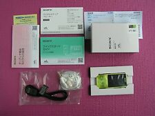 [NEW] SONY WALKMAN S series 8GB NW-S14 GM  Free/Shipping from Japan #7120