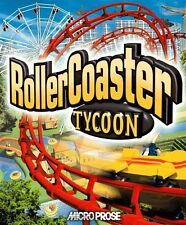 Roller Coaster Tycoon - PC by Atari