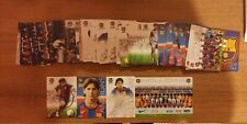 Panini Barca Campio Campeon 2004-05 Messi Rookie Complete Set 142 Cards