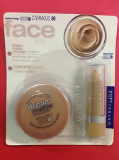 Maybelline Dream Matte Mousse Foundation MEDIUM BEIGE (MEDIUM-3) WITH CONCEALER
