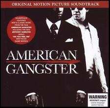 AMERICAN GANGSTER - SOUNDTRACK CD ~ RUSSELL CROWE *NEW*