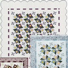 Bed of Roses Quilt Pattern by Quilt Design Northwest