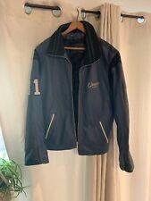 Guess 90s Leather Varsity jacket Legendary Classics Original Glory City 89-96