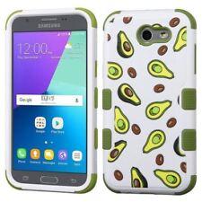 Étuis, housses et coques verts Pour Samsung Galaxy J3 en silicone, caoutchouc, gel pour téléphone mobile et assistant personnel (PDA)