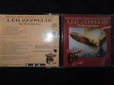 RARE 2 CD LED ZEPPELIN / THE HIT COLLECTION / LIVE 1969 - 1970 - 1971 /