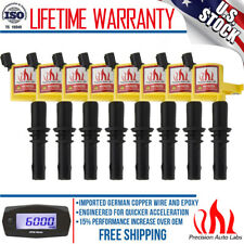 2004 2005 2006 2007 2008 IGNITION COIL 8 PACK FOR FORD F-150 4.6L 5.4L V8 TRITON