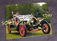Chitty Chitty Bang Bang signed Pierre Picton photo car owner film stand-in RARE